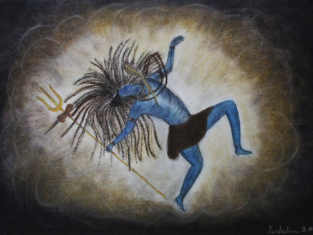 SHIVA - An art series