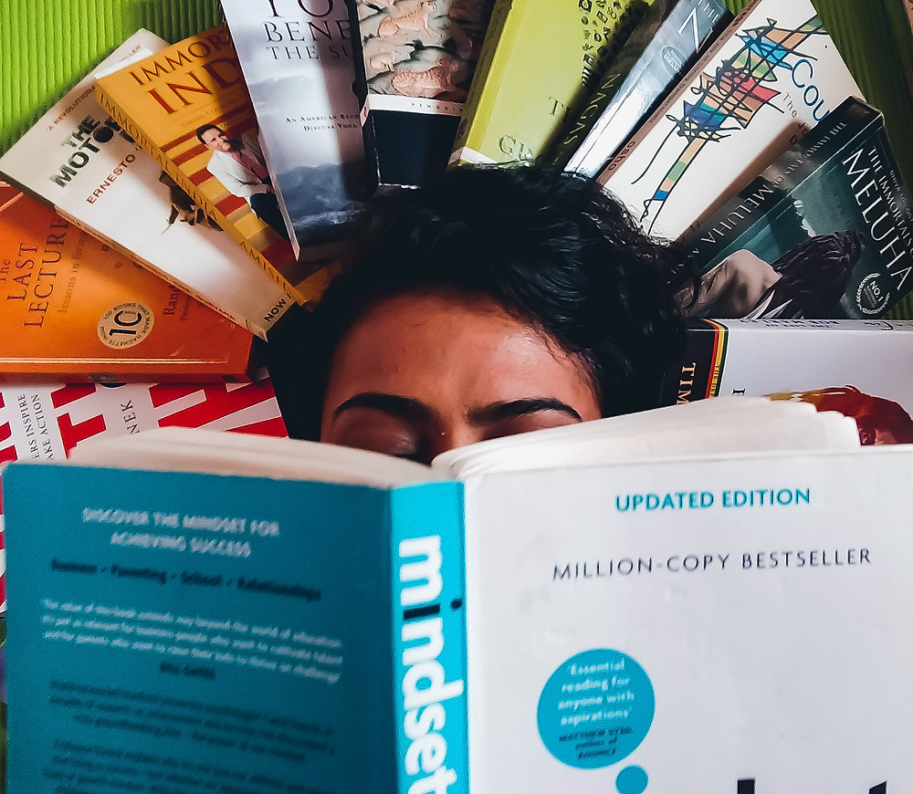 How I Fell in Love With Books - A Journey