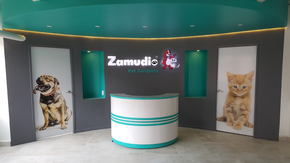 Zamudio Pet Company