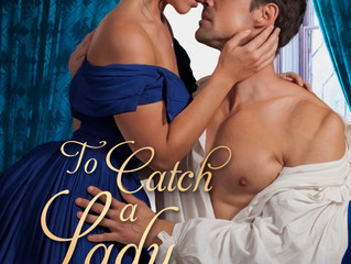 To Catch A Lady is out today!!!