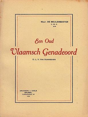 Een Oud Vlaamsch Genadeoord - 1924