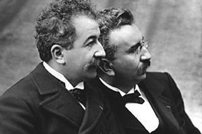 Auguste en Louis Lumière