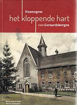 Hunnegem Geraardsbergen Huge boek