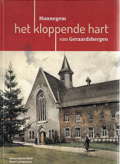 Boek HugeHunnegem Koenraad De Wolf David Larmuseau Geraardsbergen