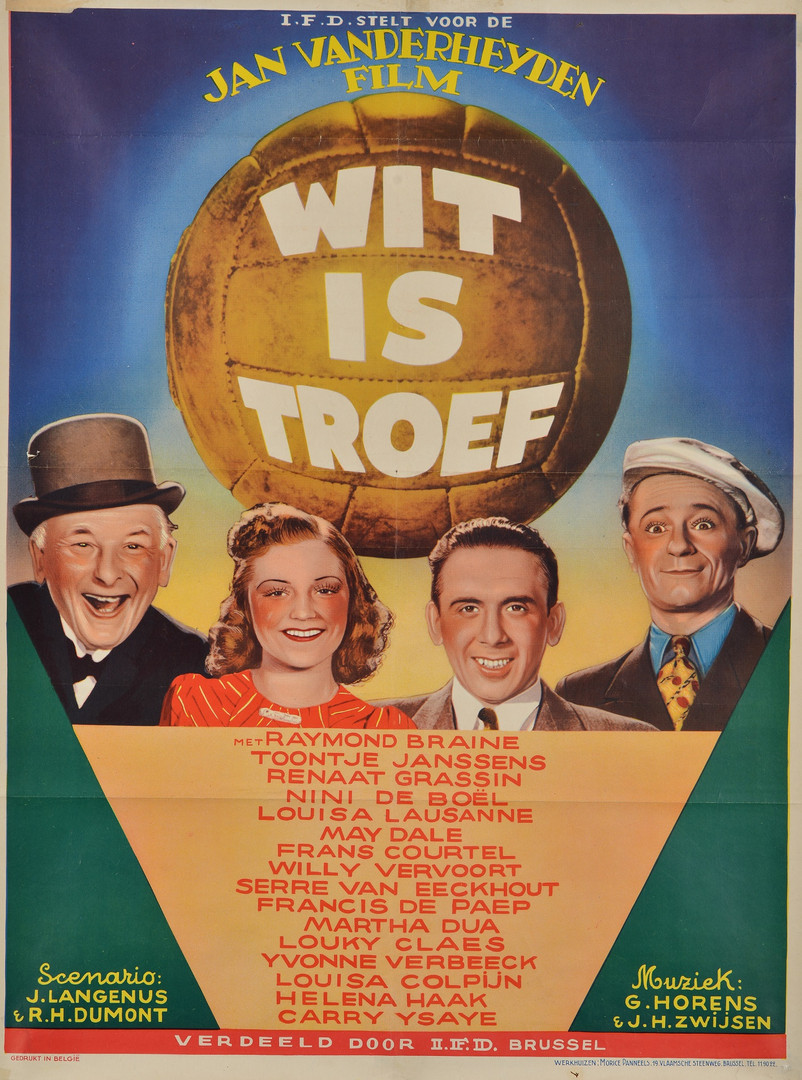 Wit is troef | Mei 1940