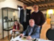 Robbe De Hert, David Larmuseau, JosHoeyberghs, Koenraad De Wolf