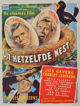 Uit hetzelfde nest | April 1952