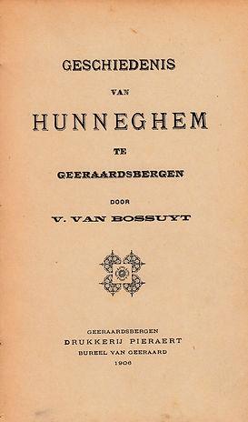 Hunnegem - Geschiedenis - 1906