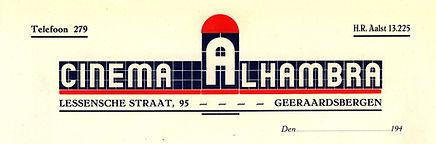 Cinema Alhambra Geraardsbergen