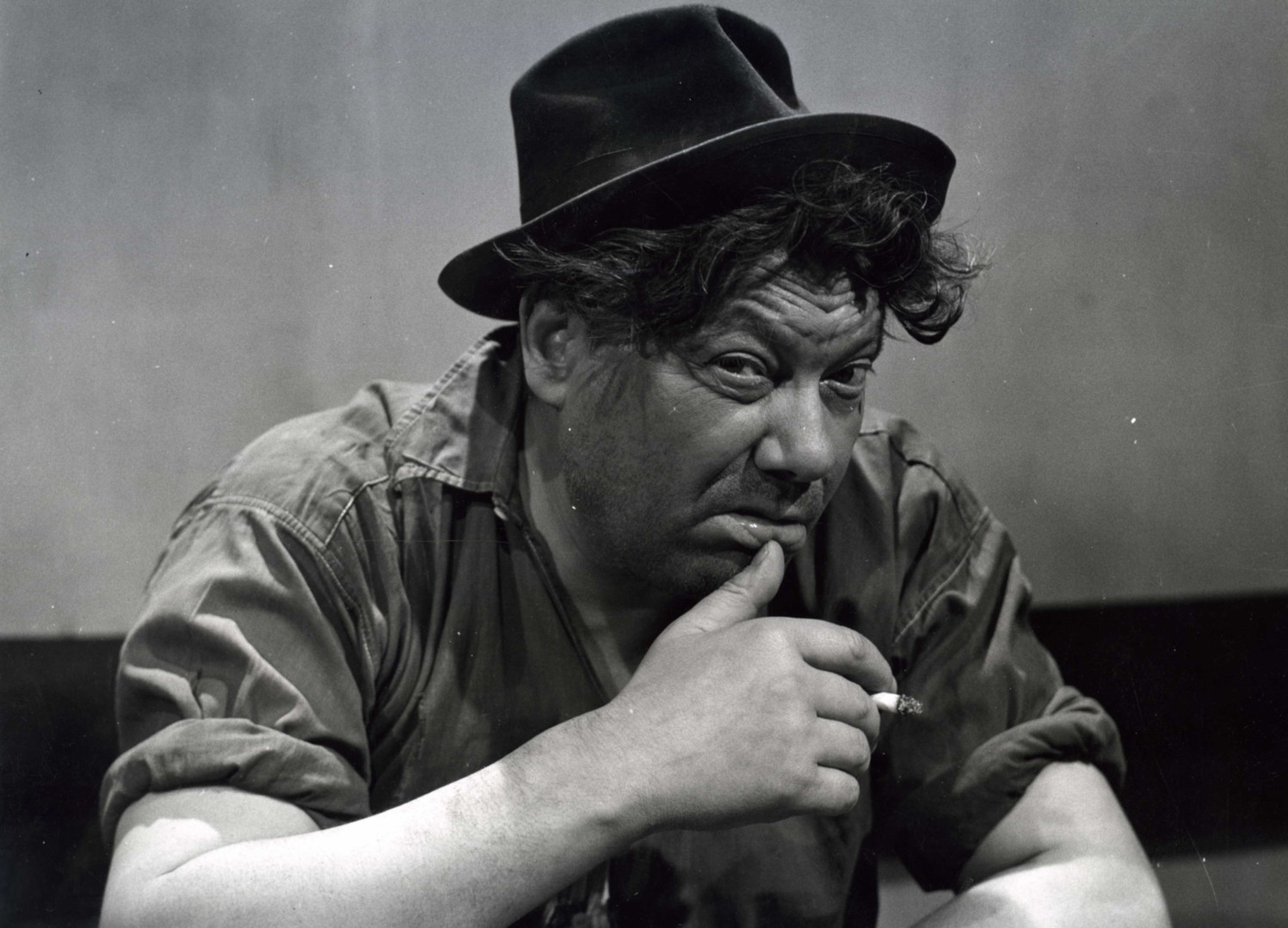 Jaak Germain in Senjorenbloed (1953)
