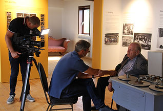 Interview Jos Hoeyberghs met Eclips-TV