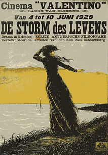 De Storm des Levens 1920 | © Jos Hoeyberghs