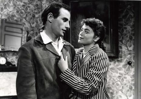 Julien Schoenaerts en Pim Lambeau in Vuur, liefde en vitaminen (1956)