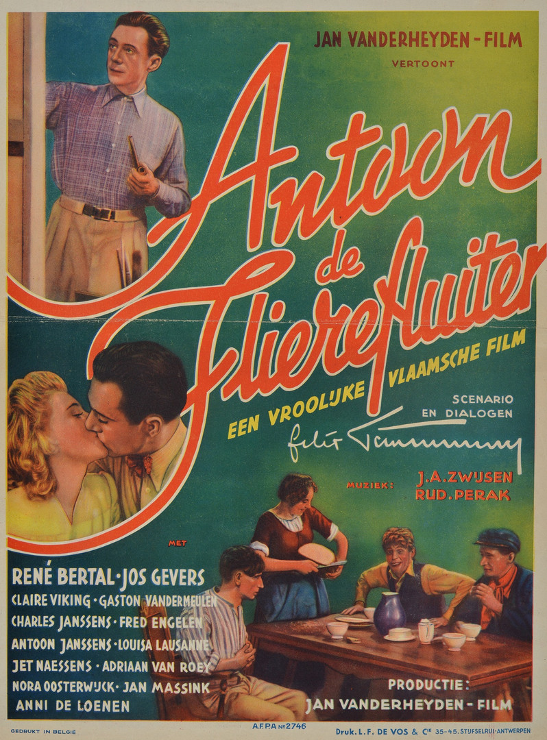 Antoon Flierefluiter | December 1942
