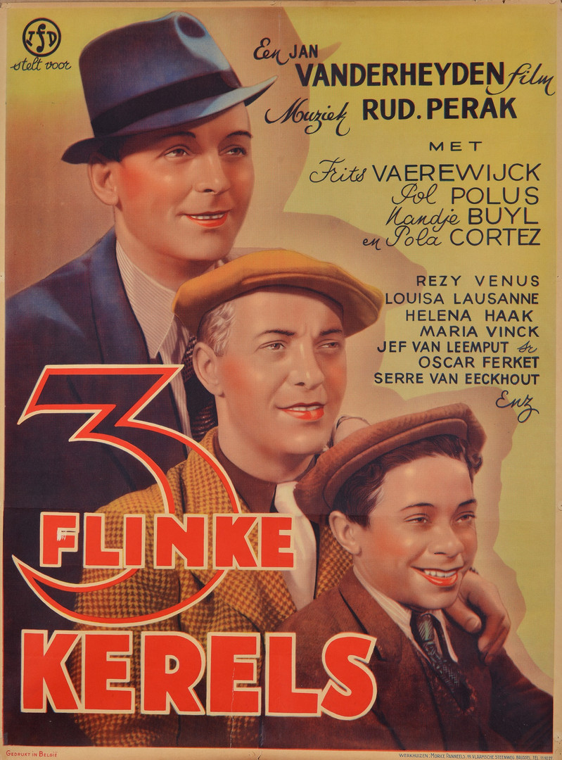 Flinke Kerels | September 1938