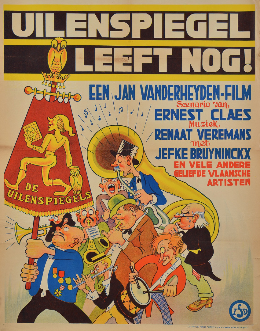 Uilenspiegel leeft nog | September 1935