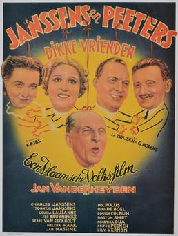 Janssens & Peeters Dikke Vrienden | December 1940