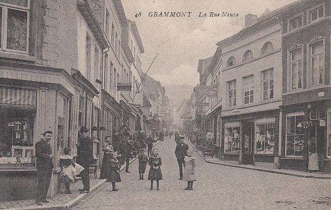 Geraardsbergen Nieuwstraat L'Haire ADFN