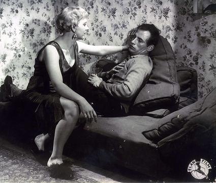 Dora Van der Groen en Julien Schoenaerts in Meeuwen | 1955