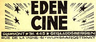 Cinema Eden Geraardsbergen