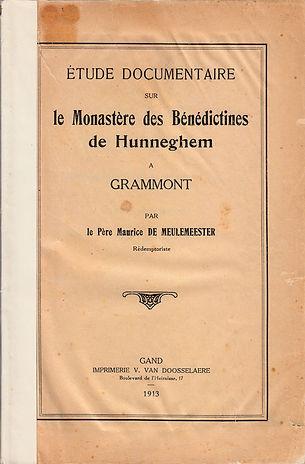 Hunnegem Monastère des Bénédictines