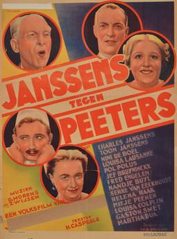 Janssen tegen Peeters | Februari 1940