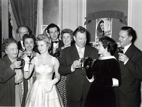 Het Meisje en de Madonna | 1958
