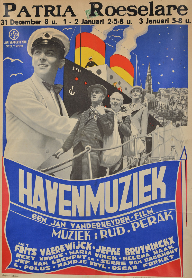 Havenmuziek | September 1937