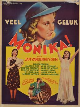 Veel geluk Monika | Maart 1941