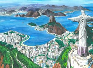 Novas trilhas para o turismo do Rio