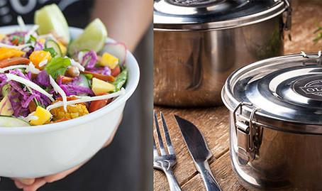 Olivia Saladas: muito mais do que uma salada orgânica