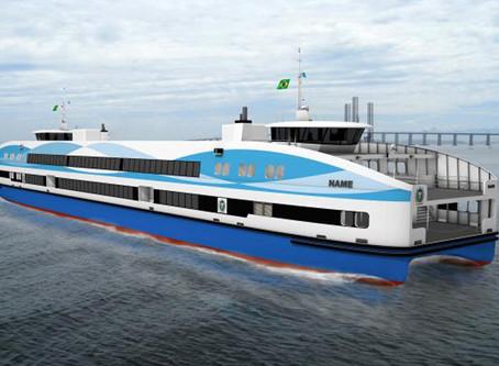 Firjan: Barcas poderiam tirar mais de 100 mil carros das ruas
