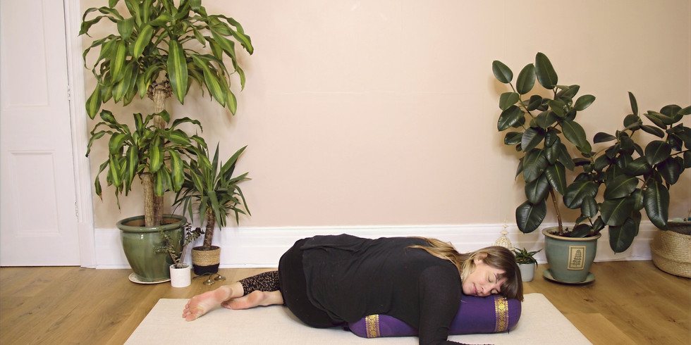 Yin Yoga & Yoga Nidra Workshop - Online