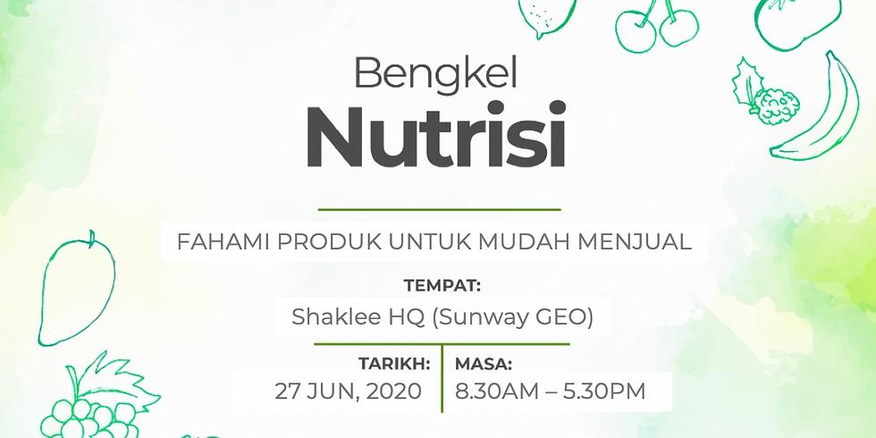 Bengkel Nutrisi (Oct 2020)