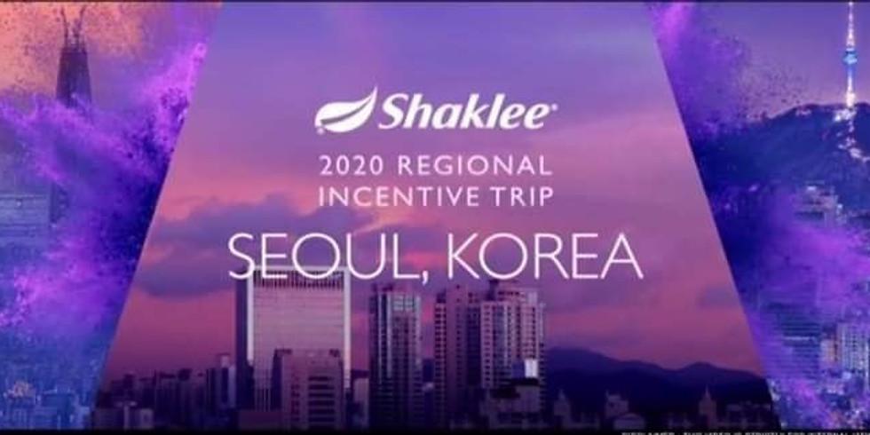 Korea Trip (Qualifier)