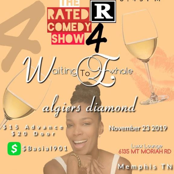 The Rated R Comedy Show