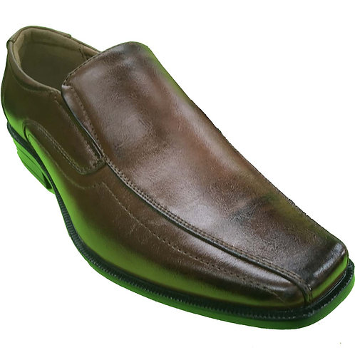 Shoe Artists Republic Collection Men's Brown Loafer