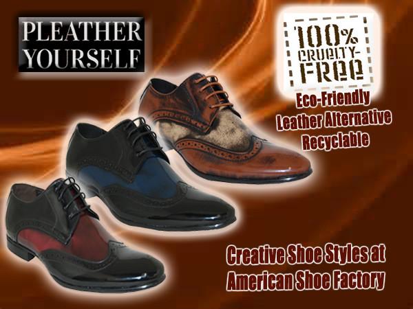 Eco-Friendly Men Shoes