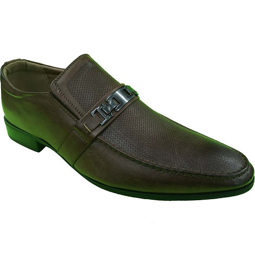Shoe Artists Republic Collection Rensou Men's Coffee Loafer