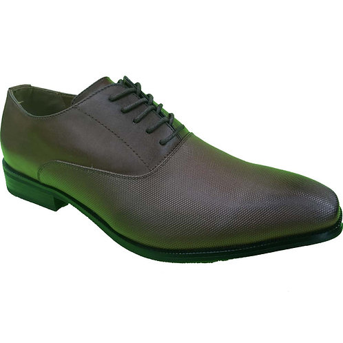 Ressy Shoe Artists Republic Collection Men's Coffee Lace Up Dress Shoe