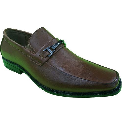 Reuben Shoe Artists Republic Collection Men's Coffee Loafer