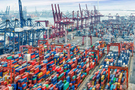 46044582-industrial-port-with-containers