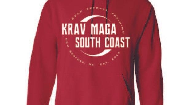 Red KMSC Sweatshirt