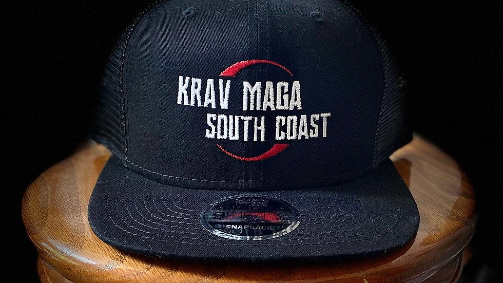 Black KMSC Snapback Hat