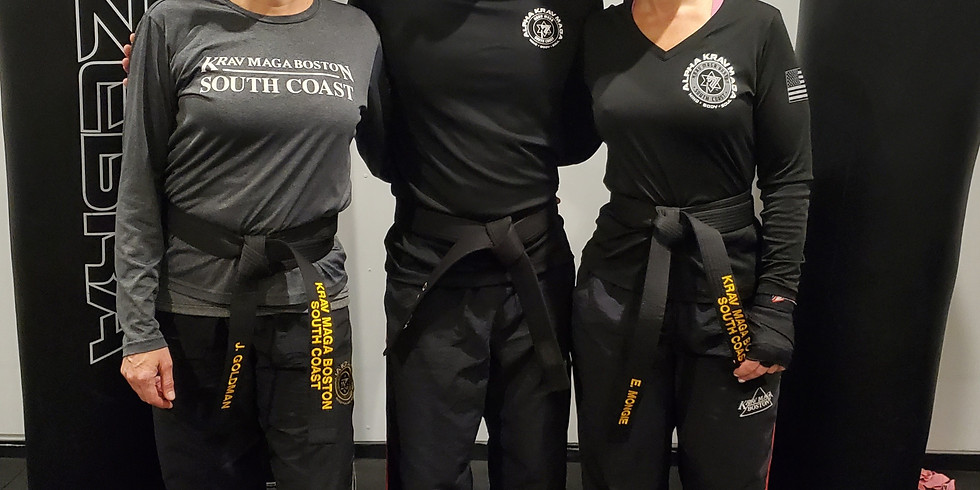 Womens Only Self Defense Seminar