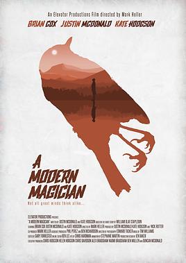 A Modern Magician Poster © Elevator Productions Ltd