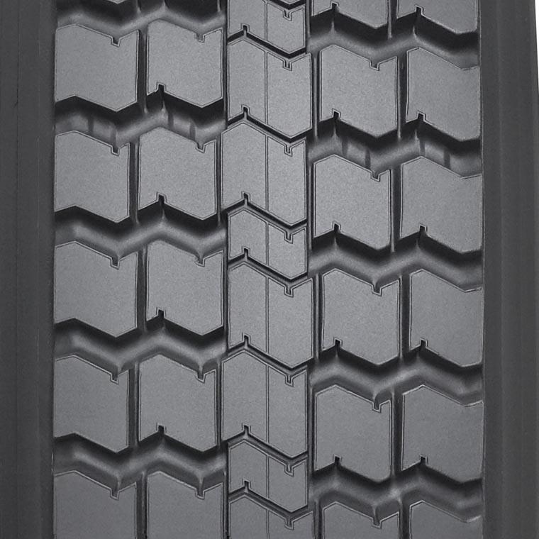 XDC® 18 Pre-Mold Retread