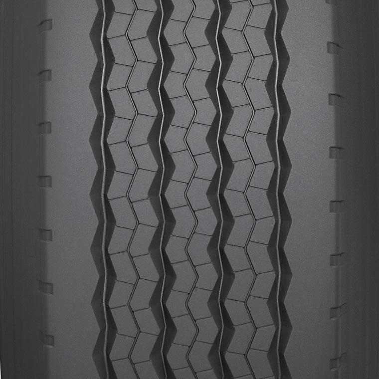 XTE2® Wide Base Pre-Mold Retread