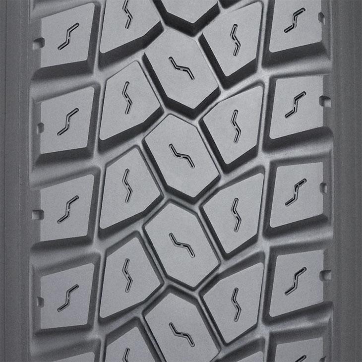 XDE® M/S Pre-Mold Retread
