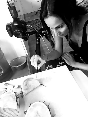 Laura Colocassides - Food Stylist